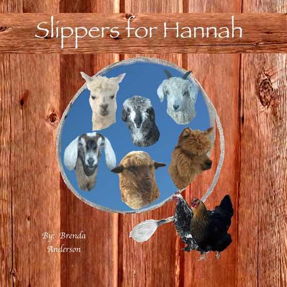 Slippers for Hannah